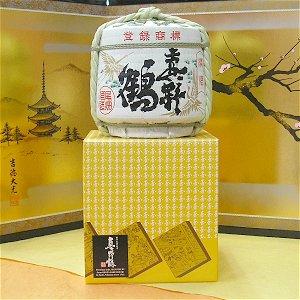 【真野鶴】樽酒 上撰1800ml贈り物に本当に喜ばれています!即発送できます