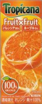 トロピカーナ 【オレンジ】250ml 紙パック1ケース 24本【RCP】【楽天プレミアム対象】【02P03Dec16】