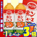 ポンオレンジジュース1000mlペット愛媛のまじめなジュースですえひめ飲料【RCP】【楽天プレミアム対象】【02P03Dec16】