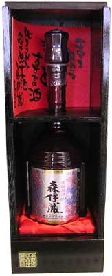 森伊蔵 楽酔喜酒2002年 600ml
