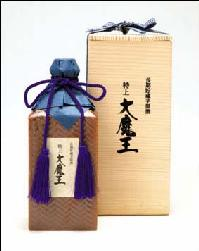 """To impress when taste of aged 3 years or more """"special Daimaou 36 600 ml"""