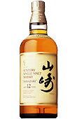 700 ml a year of Suntory single malt whiskey 12, Yamasaki