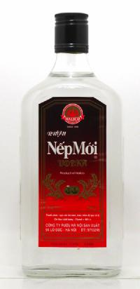 "600 ml of Vietnamese U.S. shochu ネップモイネプモイ ""NEPMOI"" 39.5 degrees of the ""dancyu"" publication topic"