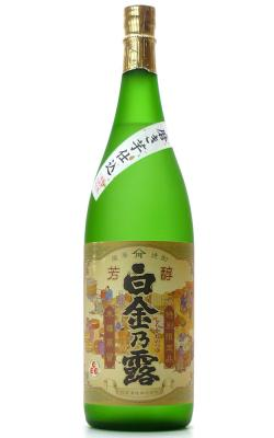 Platinum rich akeno and dew is a separate product. Special Limited Edition barrel distilled 100% rich Platinum] Russia 25 1.8 L