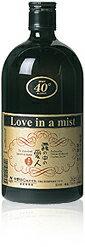 Plum wine spirits mist mistress 40 720 ml boxed