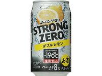 −196℃ストロングゼロ<ダブルレモン>350ML×24本