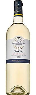 "Baron de Rothschild saga ""R"" Bordeaux (white) 2010 750ml"