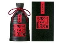 本格むぎ焼酎知心剣(しらしんけん)洞窟甕貯蔵720ml陶器入