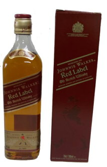700 ml of Johnnie Walker red label 40 degrees regular article