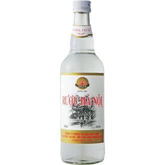 500 ml of vodka Hanoi 29.5 degrees of Vietnam