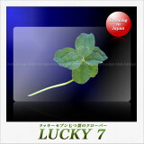 高山園芸 七つ葉のクローバー ラミネートカード