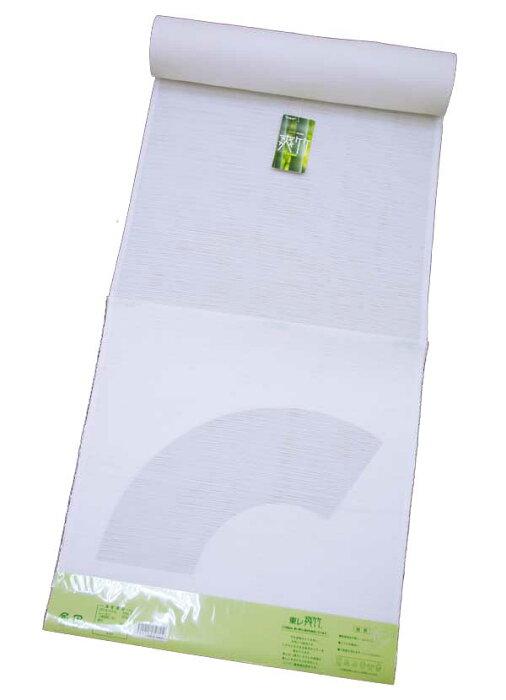 東レ 爽竹 絽 長襦袢 反物白 絽 TORAY ( 夏用 )環境を守る バンブー 複合繊維特別価格でご奉仕!!お好きな寸法で お仕立て が可能です。