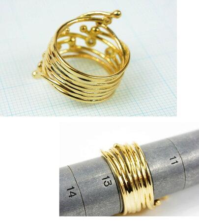 K18YGダイヤリング0.22カラット12.5号【超美品】【送料無料】