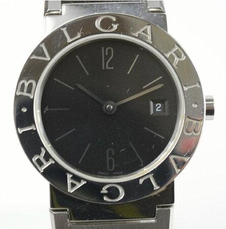 ブルガリブルガリブルガリBB26SS腕時計【超美品】【送料無料】