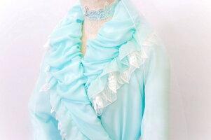 ダイヤモンドブルードレス/エンディングドレス/死装束/