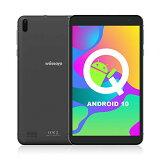 【最新Android 10.0モデル】WINNOVO タブレット7インチ - WiFiモデル 32GB IPS液晶 GPS Bluetooth 子供にも適当 目に優しい 日本語説明書/ TS7 (黒)