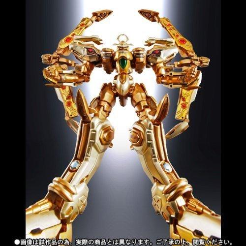 スーパーロボット超合金 創聖のアクエリオン ゴールドソーラーアクエリオン(魂ウェブ限定)画像