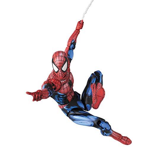 コレクション, フィギュア MAFEX SPIDER-MAN (COMIC PAINT) 155mm