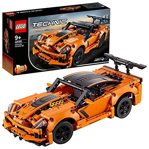 ブロック, セット (LEGO) ZR1 42093