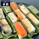 平宗 柿の葉寿司 五種30ヶ (鯖6ヶ 鮭6ヶ 金目鯛6ヶ