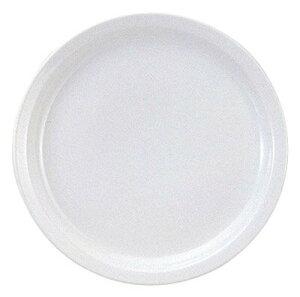 【日本製 南欧フルコース用食器が 問屋価格で 】 白トリノ 30cm サービスプレート&ピザ皿