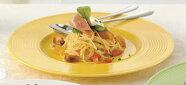 【日本製リベラフレンチ・カラー食器が問屋価格で】27cmパスタ&ディナープレート・・・レモン