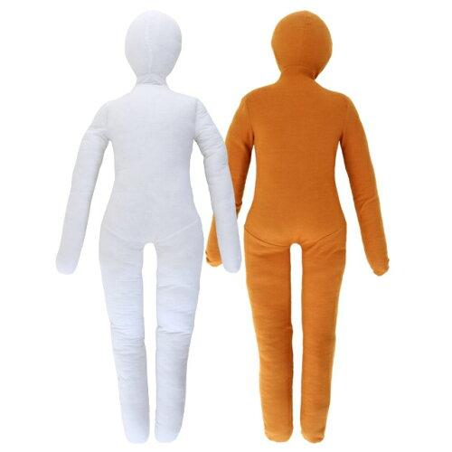 BIBILAB ビビラボ 綿旦那 WD1-27 | 身長165cm | 体重2.9kg | リアルな人型形状 | 丸洗いOK!フリー...