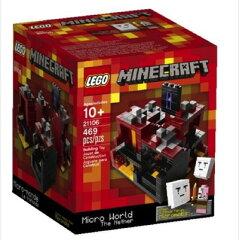 人気のマインクラフトがレゴの世界で登場です。マインクラフトをイメージしたブロック構造。キ...