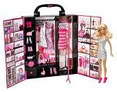 バービーのピンククローゼット Barbie Fashionista Ultimate Closet