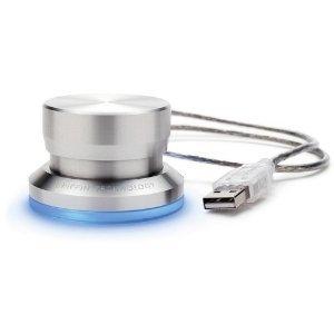 ノブのように回り、マウスのようにクリック!Griffin Technology NA16029 PowerMate (カスタマイ...