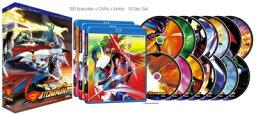 科学忍者隊ガッチャマン コンプリートコレクション 全105話+OVA3話 TVアニメ ブルーレイ Gatchaman Complete Collection・お取寄