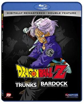 ドラゴンボールZ たったひとりの最終決戦 フリーザに挑んだZ戦士 孫悟空の父/絶望への反抗!!残された超戦士・悟飯とトランクス ス TVスペシャル ブルーレイ Dragon Ball Z The History of Trunks/Bardock・お取寄