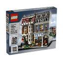 LEGO レゴ クリエイター ペットショップ 10218 モジュラービルディングシリーズのペットショップとアパ=ト・お取寄