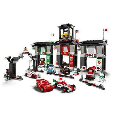 LEGO レゴ カーズ2 リミティッドエデッション 東京インターナショナルサーキット 8679・お取寄