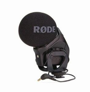 高い信頼性と優れた音質のカメラ用高性能小型ステレオコンデンサーマイクです。Rode ローデ Ste...