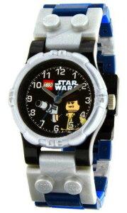 レゴファン、スターウォーズファン必見!LEGO レゴ スターウォーズ レゴ ウォッチ ハン?ソロ90...