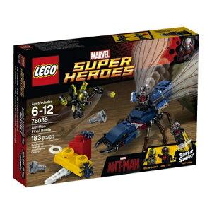 レゴ スーパー ヒーローズ アントマン ファイナルバトル 76039 LEGO Superhe…