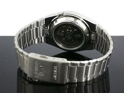 セイコーSEIKO5ファイブSNXM17J5メンズ腕時計