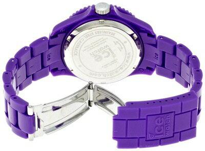 アイスウォッチICE-WATCHアイスソリッドコレクションパープルSD.PE.U.Pキッズ腕時計