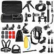 Neewer ニーワー 31-in-1 GoPro互換品 アクセサリーキット 各種マウント/ストラップ/工具 Neewer 31-in-1 Sport Accessory Kit for GoPro