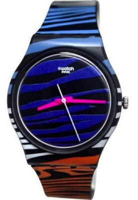 スウォッチSWATCHGENT(ジェント)ZEBOW(ゼボー)GB283ユニセックス腕時計