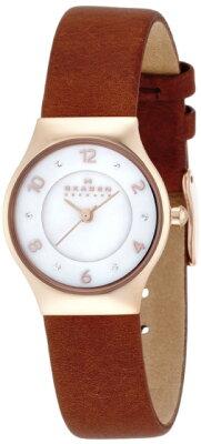 スカーゲンSKAGENKLASSIKSKW2210レディース腕時計
