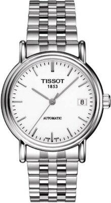 ティソTISSOTCARSONJungfraubahn(カーソンユングフラウ鉄道)ユングフラウ鉄道敷設100年記念モデルT95148391メンズ腕時計