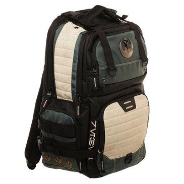 スター・ウォーズ ローグ・ワン レベル (反乱者) ロゴ フルサイズバックパック Star Wars Rogue One Rebel Logo Full-Sized Backpack・お取寄