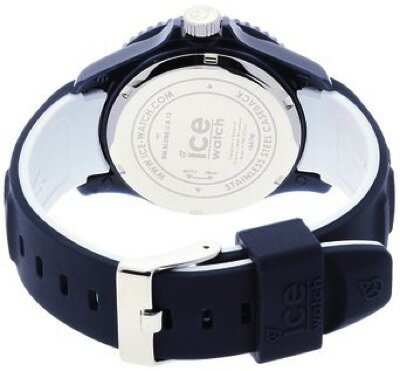Ice-WatchアイスウォッチBMWモータースポーツシリダークブルー男女兼用受け時計MotorsportSiliDarkBlueUnisex(43mm)