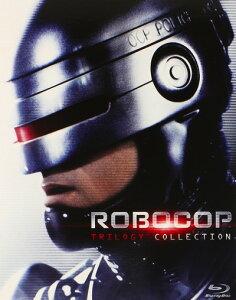 ロボコップ トリロジーコレクション 映画 RoboCop Trilogy Collection