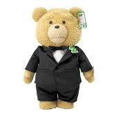 テッド タキシード ぬいぐるみ ted2 60cm 24インチ 実物大 映画の Ted そのままにしゃべります! R指定 クリーン ted グッズ コスチューム