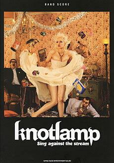 【書籍、楽譜 / バンドスコア】knotlamp(ノットランプ)/Sing against the stream【シンコー】【「Sing against the stream」のマッチング・バンド・スコア】【ゆうパケット対応】