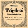 D'Addario クラシックギター バラ弦 5本セット J4503 ProArte【daddario ダダリオ クラシック弦 j4503】【ゆうパケット対応】