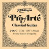 D'Addario クラシックギター バラ弦 5本セット J4503C ProArte Composites【daddario ダダリオ クラシック弦 j4503c】【ゆうパケット対応】
